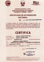 license-dircetur