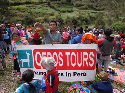 social projects qeros tours