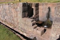 tipon-inca-fountain