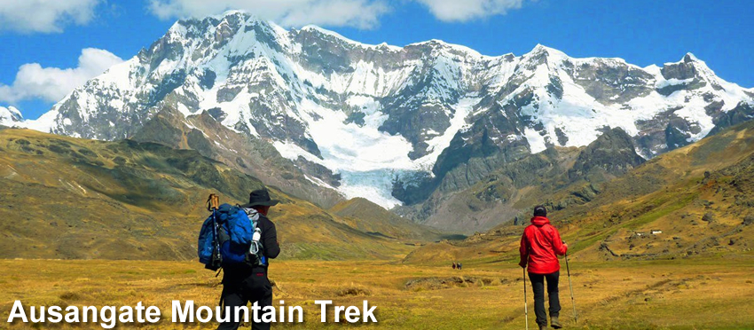 Ausangate Mountain Trek